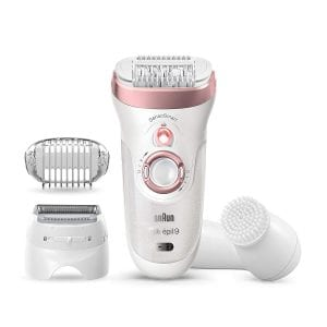 Braun Rechargeable Hair Removal Epilator for Women