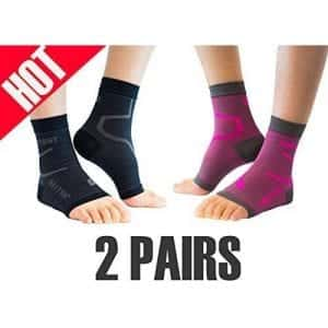 Thirty48 Foot Compression Sleeves for Heel Support
