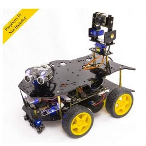 Yahboom-Raspberry-Pi-4WD-Robotic-Kit