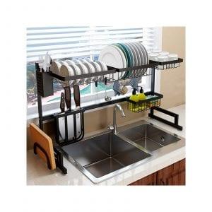 iHomeGarden Over the sink drying rack