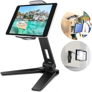 B-Land Tablet Stand Universal Compatibility (Black)