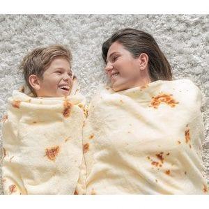 EZLY Burrito Blanket