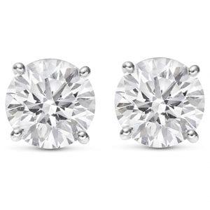 Houston Diamond District Diamond Earrings
