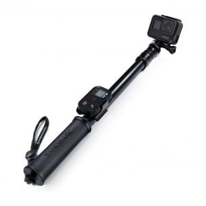 SANDMARC Pole Black Edition GoPro Selfie Stick