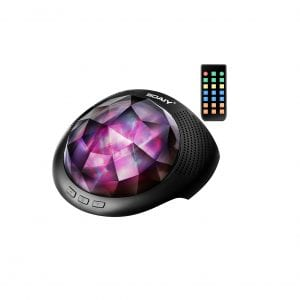 SOAIY Aurora Night Light Projector 6 Soother Sounds