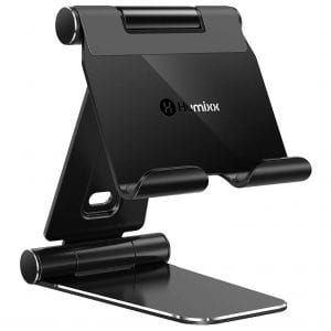Humixx Tablet Stand - No-Slip/Shaking with an Adjustable Design