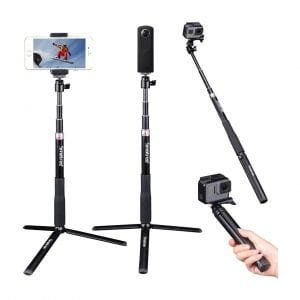 Smatree Telescoping GOPRO Selfie Stick