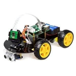 UCTRONICS-Raspberry-Pi-Robotic-Car-Kit