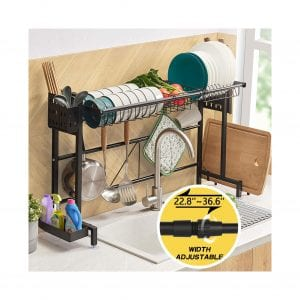 charaHOME Over-sink drying rack