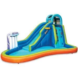 BANZAI Giant Inflatable Water Slide