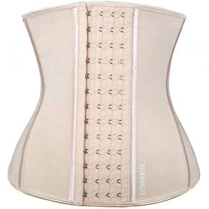 Burvogue Women Waist Trainer Cincher for Weight Loss