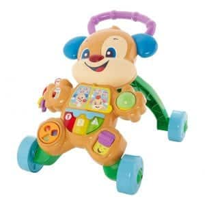 Fisher-Price Learn & Laugh with Puppy Walker