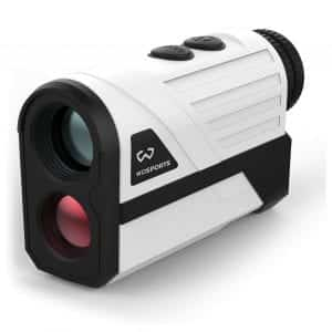 WOSPORTS Golf Laser Rangefinder with 18-month Warranty