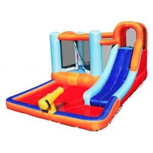 Hoovy Giant Bouncing Castle Inflatable Water Slide