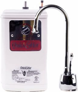 Waste King H711-U-CH Hot Water Dispenser Faucet and Tank Combo Unit