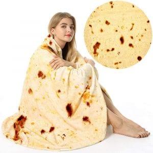 Admitrack Tortilla Wrap Blanket
