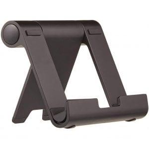 AmazonBasics Multi-Angle Stand for Tablet, E-reader & Phone - Black