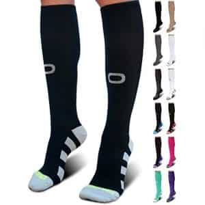 Crucial Compression Socks for Athletic Running, Travel