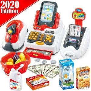 FunzBo Cash Register for Kids Toys