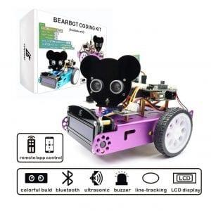 LK-COKOINO-DIY-Arduino-Robotic-Car-Kit