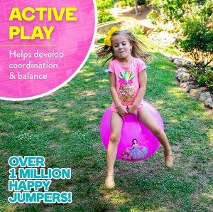 Pogo Pals Hopper Ball for Kids