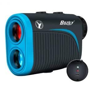 Bozily Golf Laser Rangefinders with 1-year Warranty