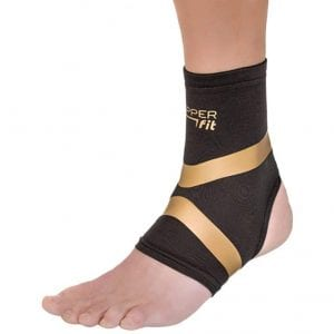 Copper Fit Pro Performance Compression Ankle Sleeve