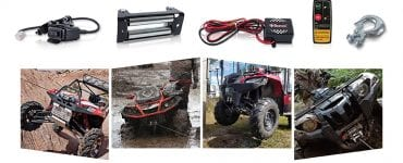 Portable Electric Winches