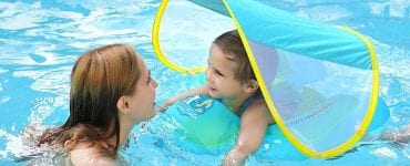 Baby Swim Floats with Canopy