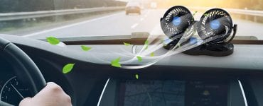 image feature Electric Fans For Car