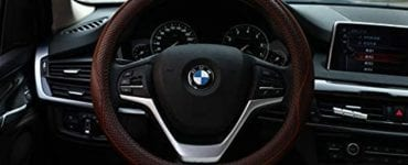 Leather Steering Wheel Wraps