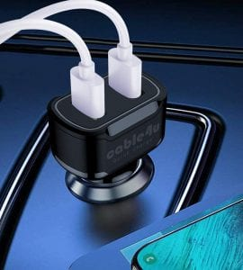 Dual USB Car Chargers