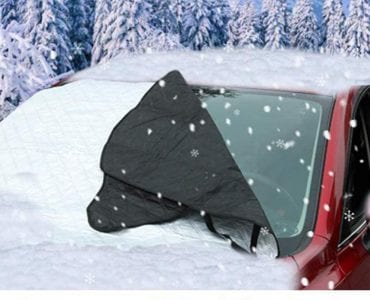 Windshield Snow Covers