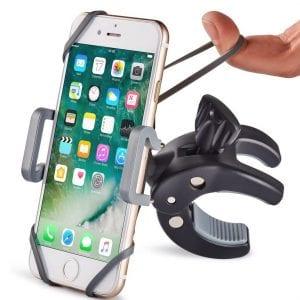 Caw.Car-Accessories-Unbreakable-Handlebar-Metal-Bike-Phone-Mount