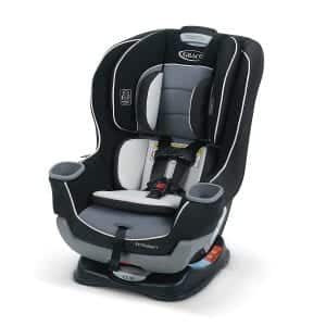 Graco Ride Rear Facing Extend2Fit Car Seat