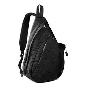 Outdoormaster Travel Sling Bag for Men