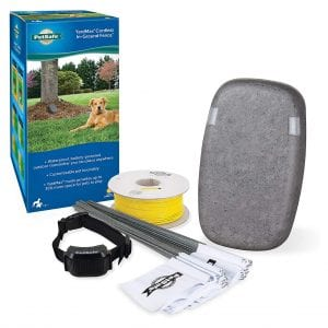 PetSafe YardMax In-Ground Cat Electric Fence