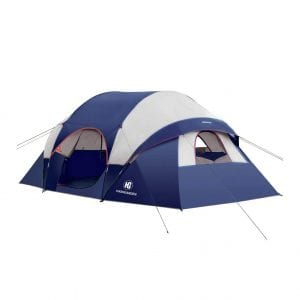 HIKERGARDEN 10 Person Family Tent for Camping