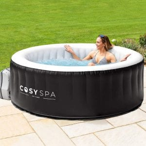 Net World Sports COSYSPA Luxury Inflatable Hot Tub