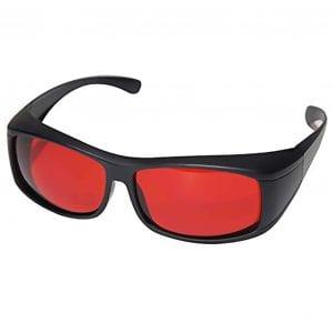 Sundown Eyewear Blue Blocking Over Reading Glasses