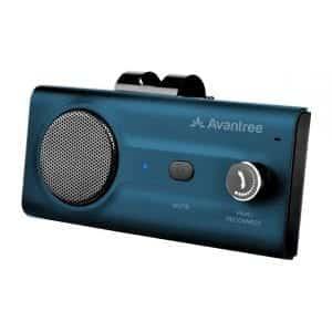 2020 Avantree CK11 Bluetooth 5.0 Car Loud Speakerphone Kit