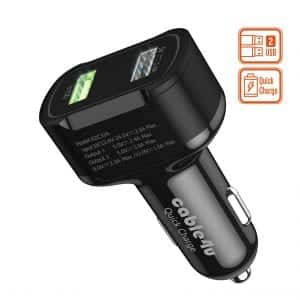 CABLE4U USB Car Charger