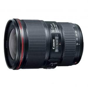 Canon EF 9518B002 f/4L IS 16-35mm USM Lens
