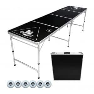 GoPong Portable Beer Pong Table