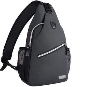 Mosiso Shoulder Sling Daypack Backpack, Multipurpose