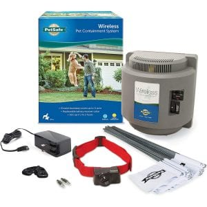 PetSafe Wireless Above Ground Cat Electric Fence