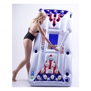 Dreambuilder Toy Beer Pong Table