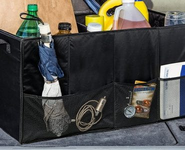 Collapsible Trunk Organizers