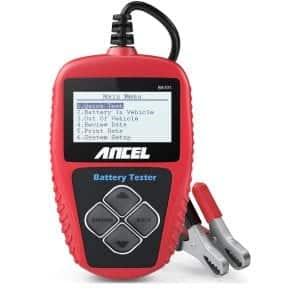 ANCEL BA101 Professional Auto Battery Tester