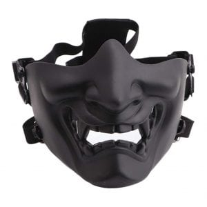 Fansport Airsoft Protective Half Face Mask